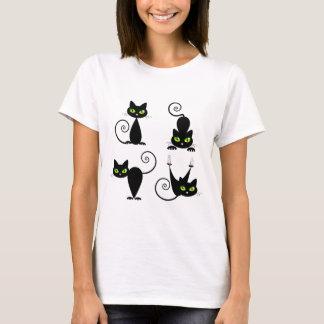 Camiseta Gatinhos perniciosos