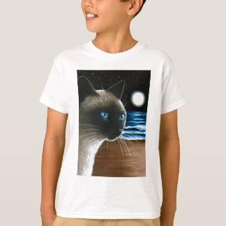 Camiseta Gato 396 Siamese
