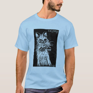 Camiseta Gato & besouro