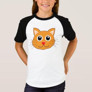 Camiseta Gato bonito