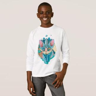 Camiseta Gato cósmico de Sphynx