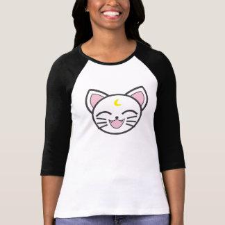 Camiseta gato da lua