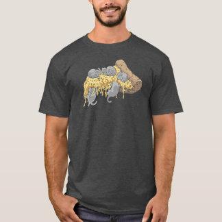 Camiseta Gato da pizza!!