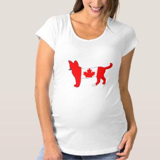 Camiseta Gato de Canadá