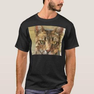 Camiseta Gato de gato malhado