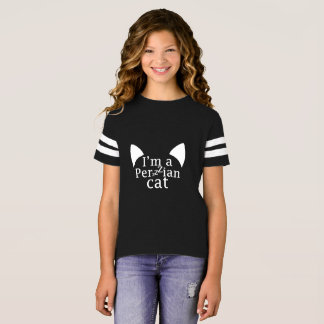 Camiseta Gato de Perzzzian