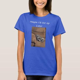 Camiseta Gato de racum engraçado de Maine