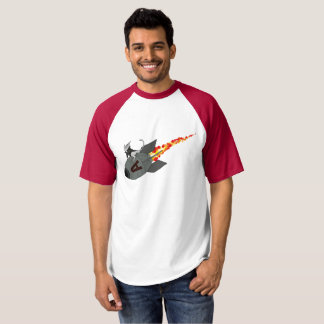 Camiseta Gato do átomo