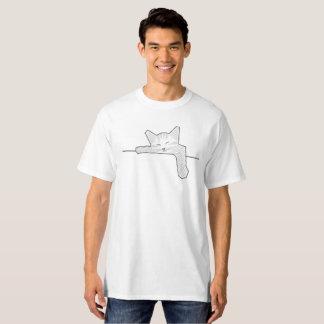 Camiseta Gato do sono