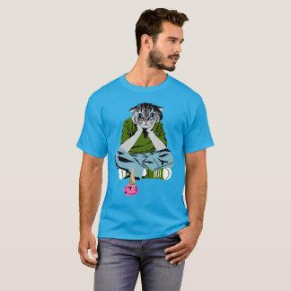 Camiseta Gato do sorvete