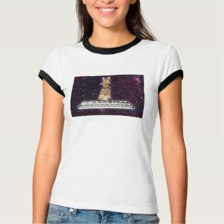 Camiseta gato do teclado - gatos engraçados - amantes do