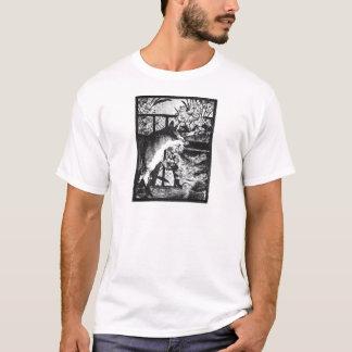 Camiseta Gato e flores de Édouard Manet