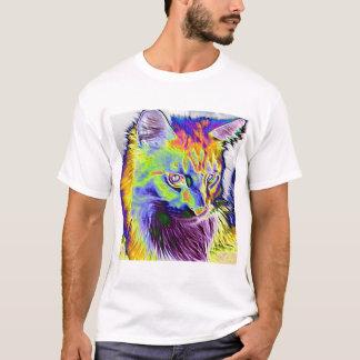 Camiseta Gato elétrico