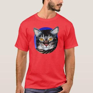 Camiseta Gato gordo pintado