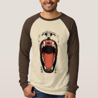 Camiseta gato louco