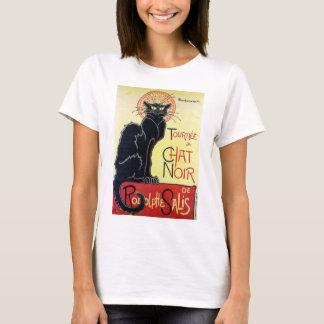 Camiseta Gato preto, Alexandre Steinlen