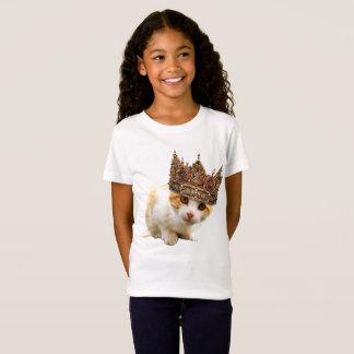 Camiseta Gato real #1