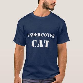 Camiseta Gato secreto