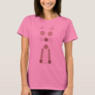 Camiseta Gato simples