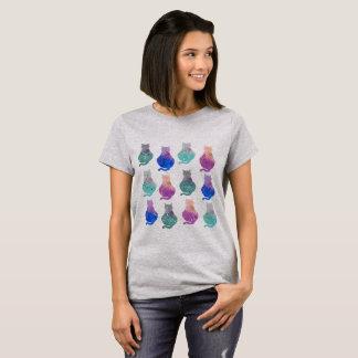 Camiseta Gatos da constelação do zodíaco