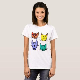 Camiseta Gatos legal