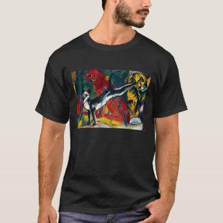 Camiseta gatos pela aguardente de Franz