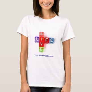 Camiseta Gavin vive t-shirt da vida
