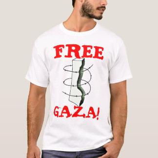 CAMISETA GAZA LIVRE!
