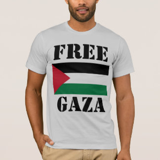 Camiseta Gaza livre