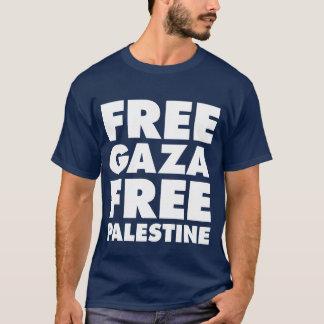 CAMISETA GAZA LIVRE, PALESTINA LIVRE
