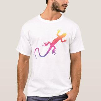 Camiseta Geco/salamandra do arco-íris