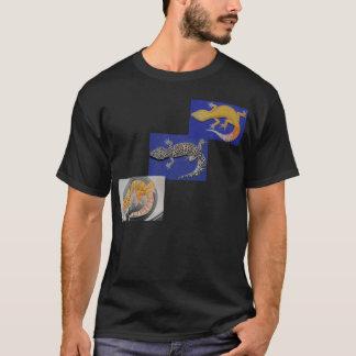 Camiseta Gecos do leopardo