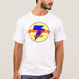 Camiseta Geek da banda desenhada - menino
