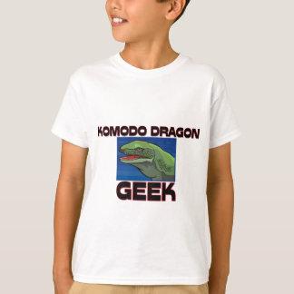 Camiseta Geek do dragão de Komodo