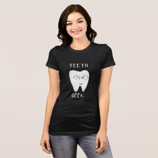Camiseta Geek dos dentes