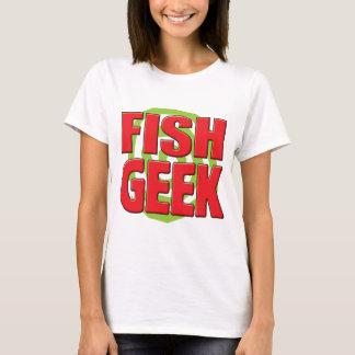 Camiseta Geek dos peixes