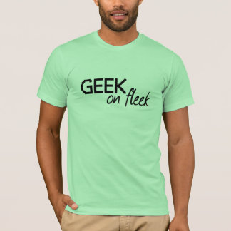 Camiseta Geek em Fleek