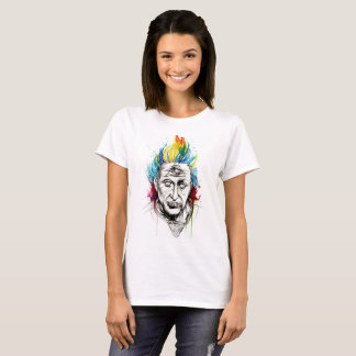 Camiseta Geek Feminina 004