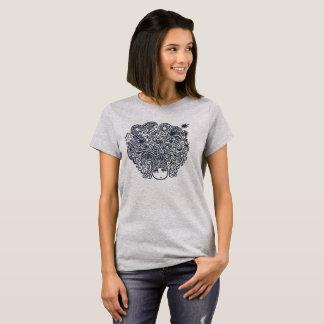 Camiseta Geek Feminina 007