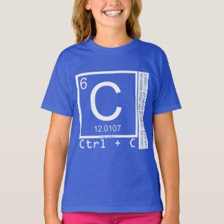 Camiseta Geek mim! Cópia de carbono
