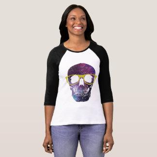 Camiseta Geek Skull