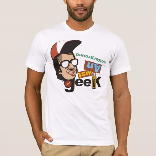 Camiseta geek stamp