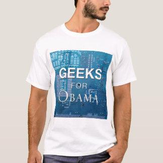 Camiseta Geeks União-Feitos para o t-shirt de Obama