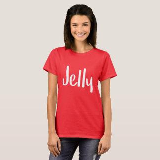 Camiseta Geléia