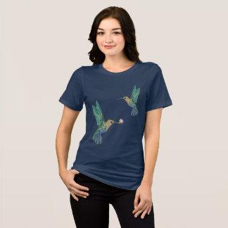 Camiseta Gemas do colibri