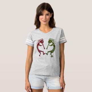 Camiseta Gêmeos de KOKOPELLI desencadeados!