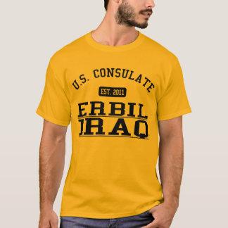 Camiseta General de consulado Erbil, Iraque