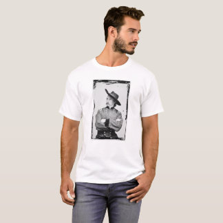 Camiseta General George Armstrong Custer