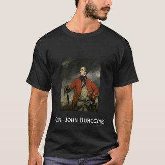 Camiseta General John Burgoyne