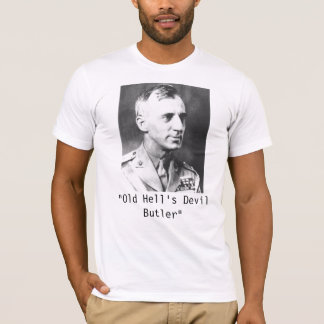 Camiseta General principal Smedley Mordomo